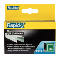 RAPID  11910731  Spony High Performance 140/10 Galv 2000 ks